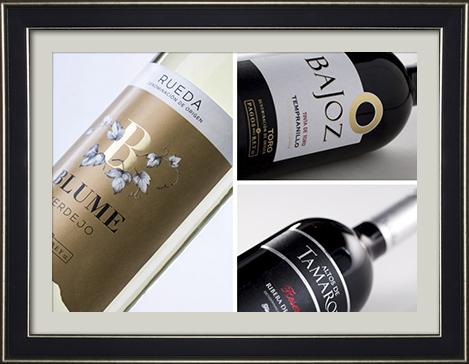 Principales marcas de vino españoles